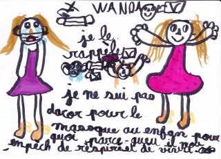 Wanda 7 ans