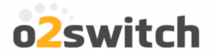 Mentions légales - Logo o2switch - RéInfo Covid